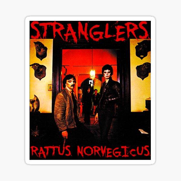 The Stranglers - Rattus Sticker