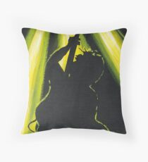 Rock Off Nr2 Throw Pillow