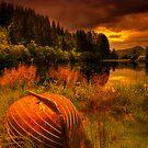 Loch Ard  by Don Alexander Lumsden (Echo7)