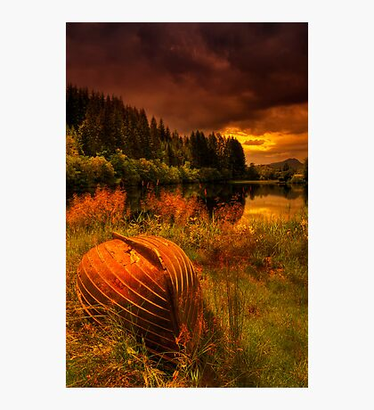 Loch Ard  Photographic Print