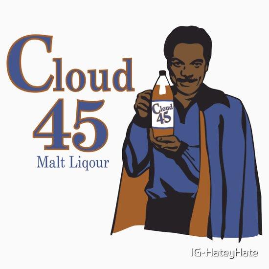TShirtGifter presents: Cloud 45 (Star Wars / Beer Shirt)