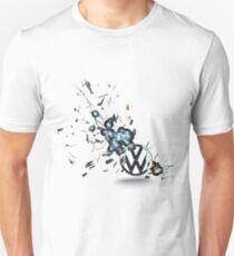 VW Futuristic Explosion T-Shirt
