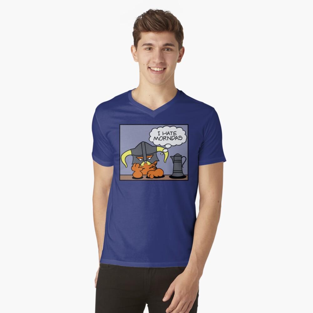 The Lasagnaborn V-Neck T-Shirt