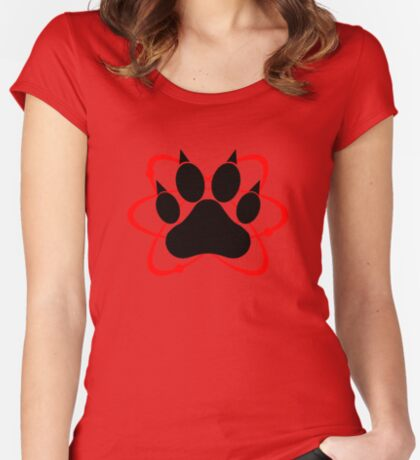 Carl's Shirt Women's Fitted Scoop T-Shirt