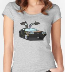 Back to the Universe Women's Fitted Scoop T-Shirt