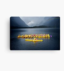 Are you ready team Canvas Print