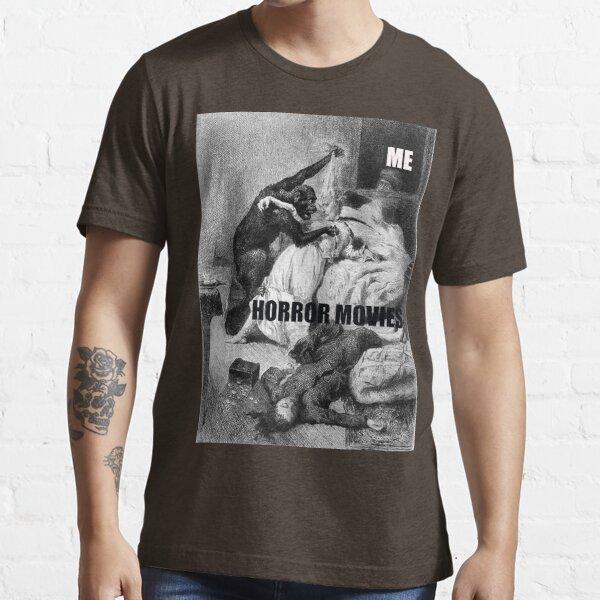 Horror Fan Essential T-Shirt