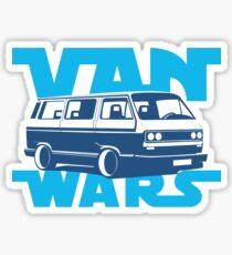Van Wars Sticker