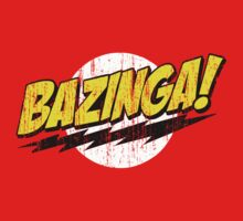 Bazinga Distressed