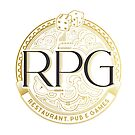 RPG logo light by RPGMerch