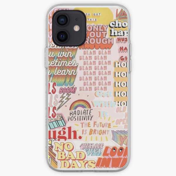 Collage Funda blanda para iPhone