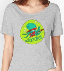 The Amazing RocktOpus Women's Relaxed Fit T-Shirt