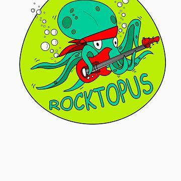 The Amazing RocktOpus by zacmeoff