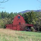 Red Barn by James Brotherton