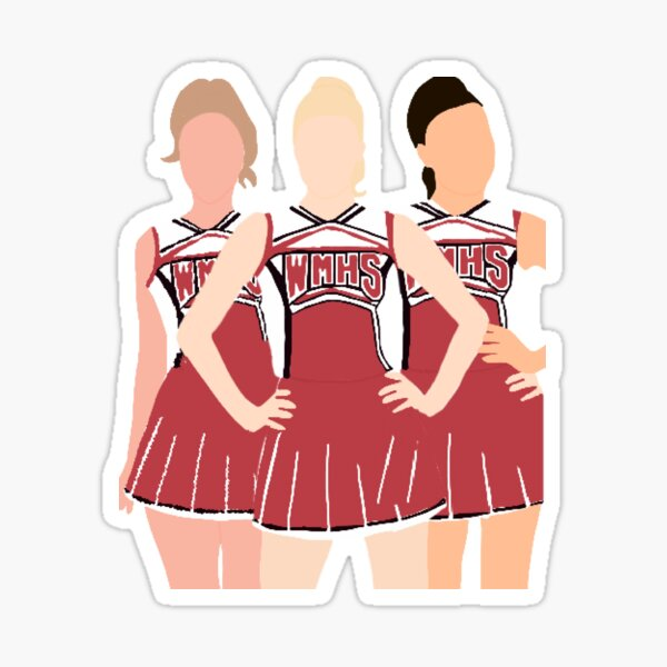 The Unholy Trinity  Sticker