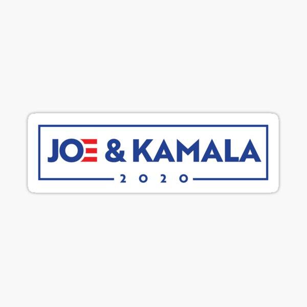 Joe & Kamala 2020 Bumper Sticker Sticker