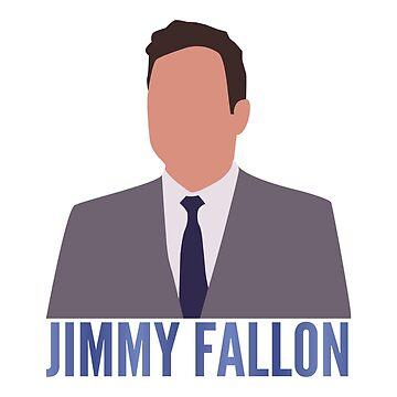 Jimmy Fallon by haaveyoumetsam