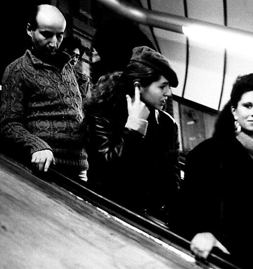 1985 - descent by Ursa Vogel