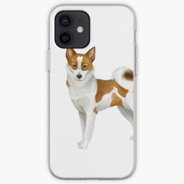 Norrbottenspets iPhone Soft Case