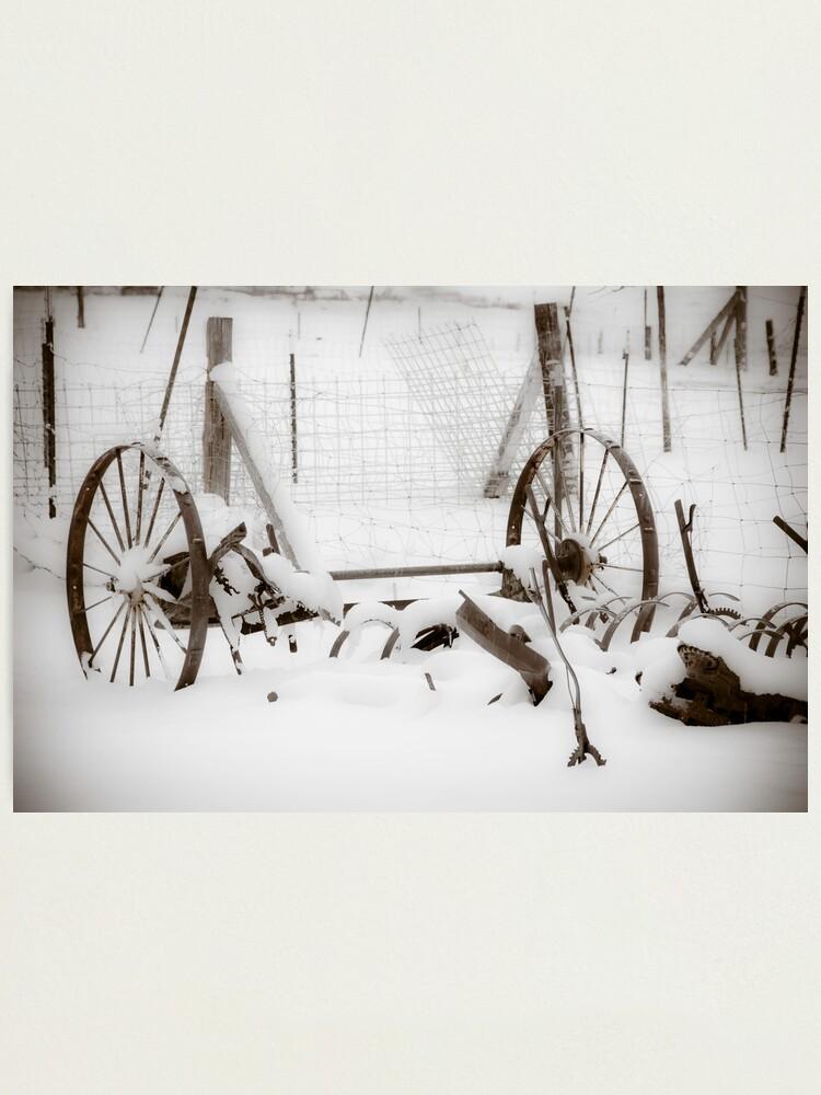 Alternate view of Memories Of Christmas Photographic Print