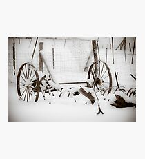 Memories Of Christmas Photographic Print
