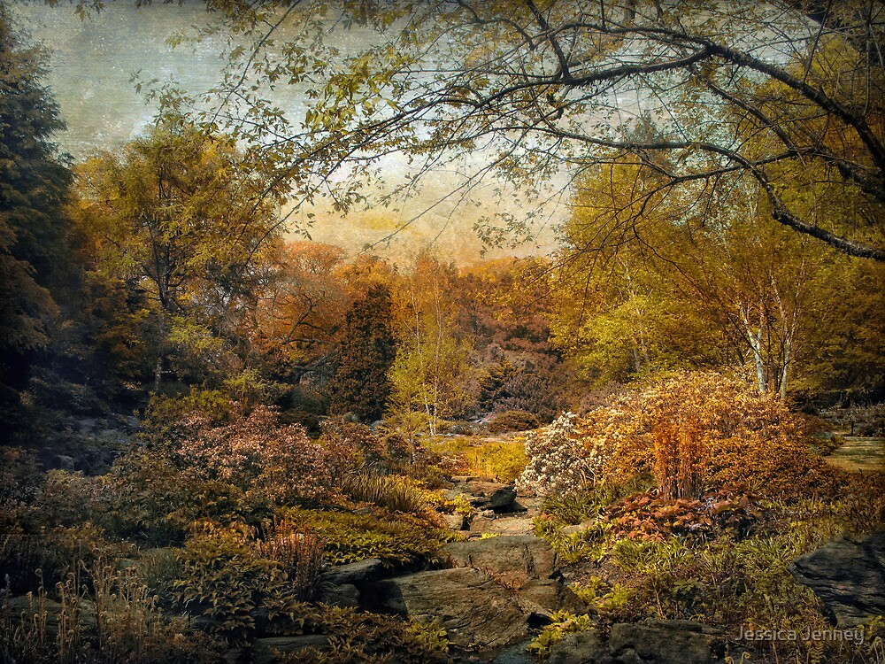 The Russet Garden by Jessica Jenney