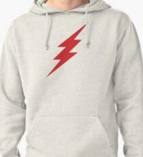 red lightning Pullover Hoodie