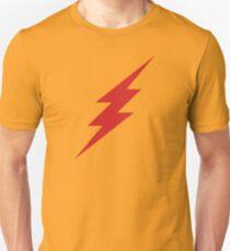 red lightning Unisex T-Shirt