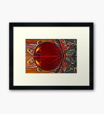 Phormica #2 Framed Print