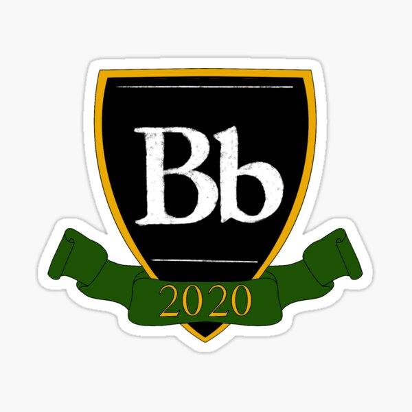 Bb Class of 2020 Sticker