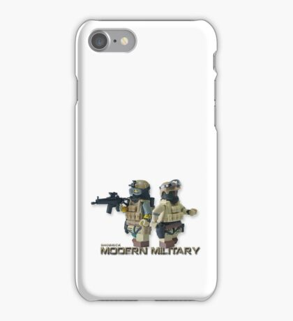 Modern Military  iPhone Case/Skin