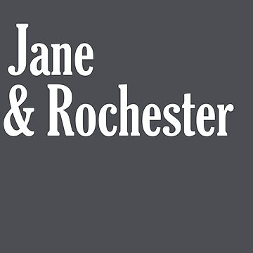Jane & Rochester by bookishwhimsy