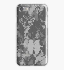 Modern Military digital camo iPhone Case/Skin