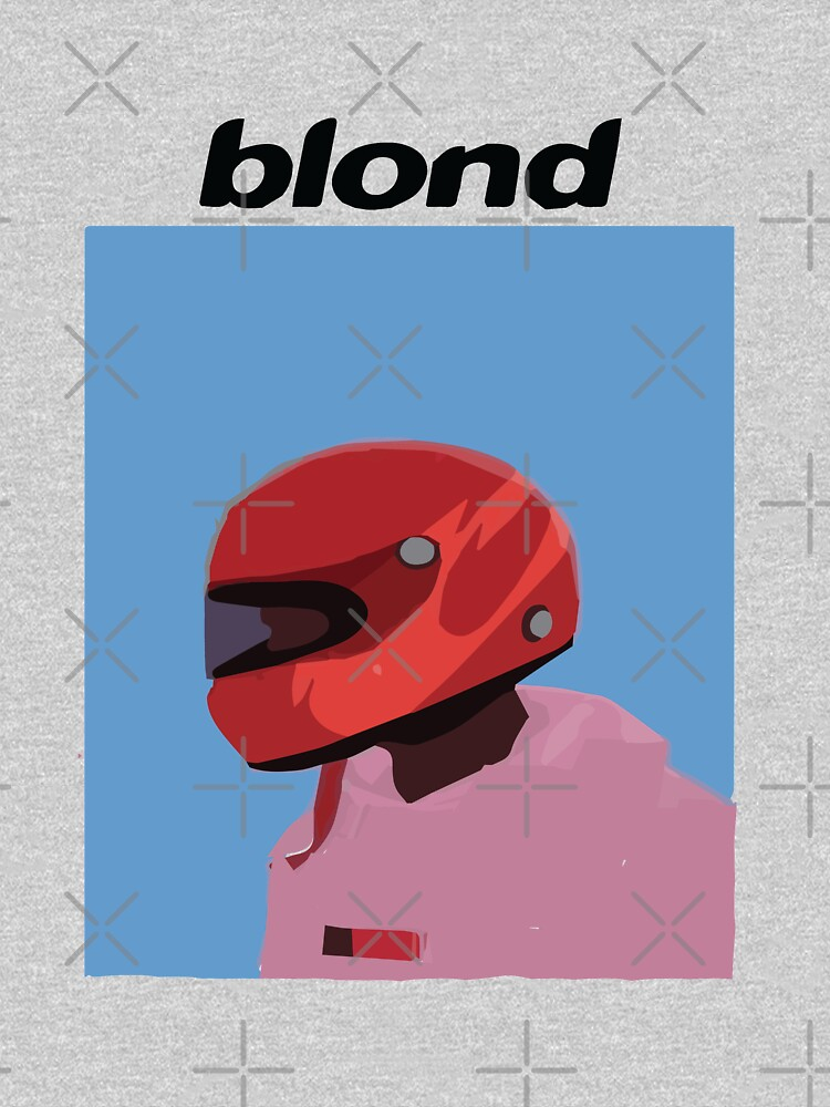 Frank Ocean blond Funny Poster  by apoorvpatel