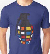 Rubik's Grenade Unisex T-Shirt