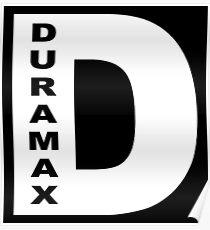 Duramax Poster