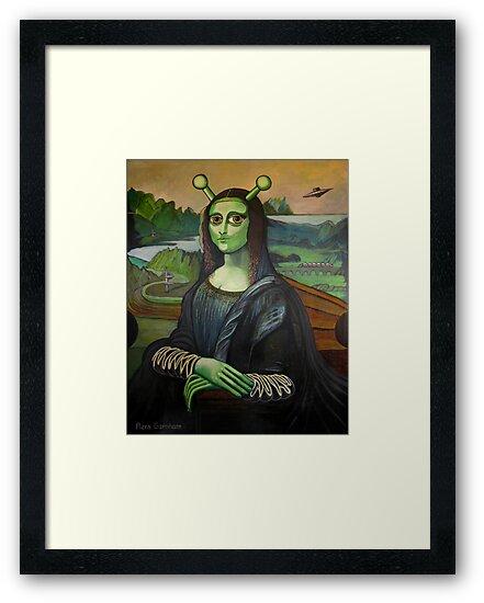 Mona Lisa by theyreamongstus