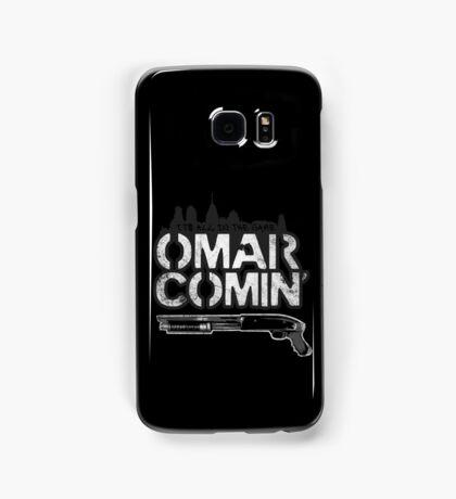 Omar Comin' Samsung Galaxy Case/Skin