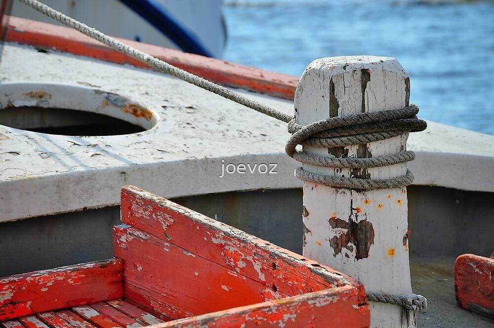 Boat Tie Off by joevoz