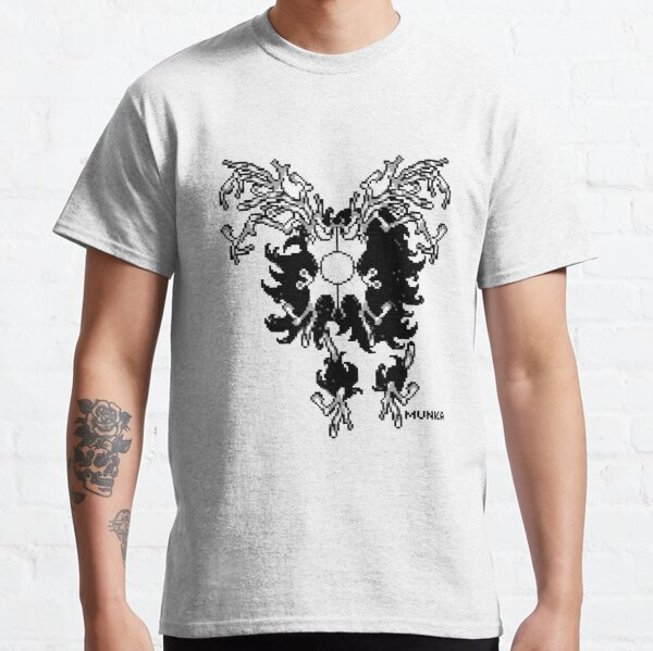 Reconstructed Mr. Mime Sprite  Classic T-Shirt