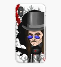 Dracula's Shadow iPhone Case