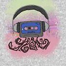 Headphone Cassette by Elton McManus
