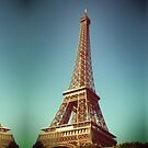 Tour Eiffel by babibell