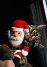 One Scared Santa! by jodi payne