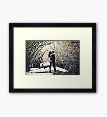 Love, Everlasting. Framed Print
