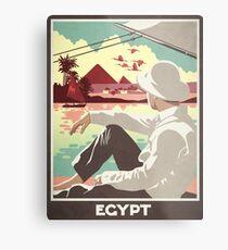 Egypt Metal Print