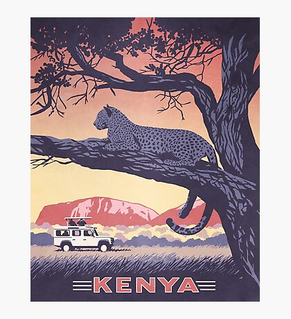 Kenya Photographic Print
