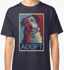 Adopt The Dog Classic T-Shirt