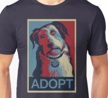 Adopt The Dog Unisex T-Shirt