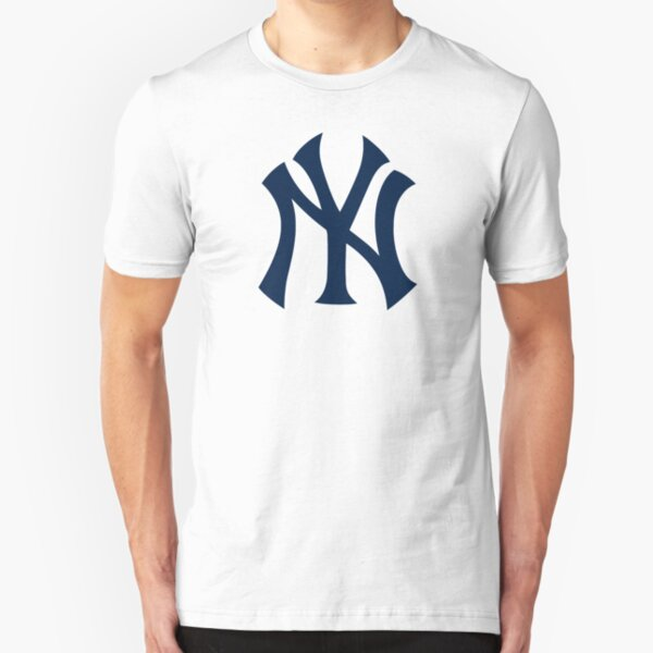 yankees-york Slim Fit T-Shirt